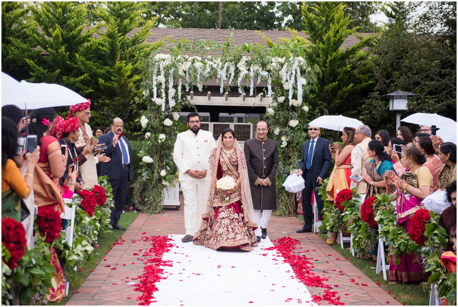 Crest Hollow Country Club Wedding Ajit Singh Photography